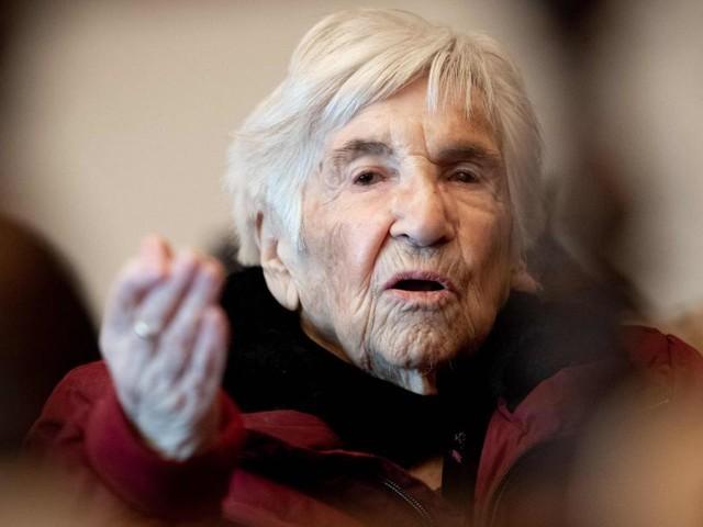Eine der letzten Zeugen: KZ-Überlebende Esther Bejarano ist tot