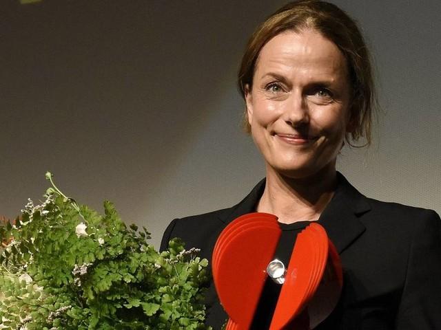 """Schauspielpreisträgerin Claudia Michelsen: """"Ich bin verliebt in Ludwigshafen"""""""