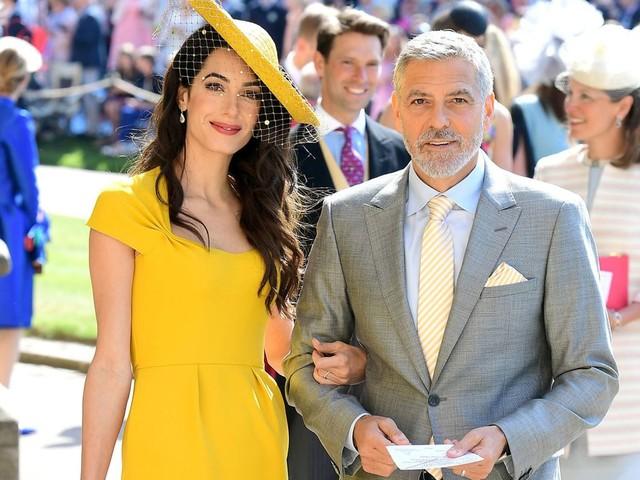 Unterstützung für die Royals: George Clooney verteidigt Herzogin Meghan