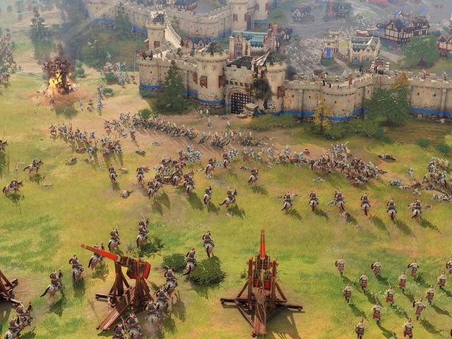 """""""Age of Empires 4"""" im Stresstest: Einblick in das Gameplay des neuen Strategie-Hits"""