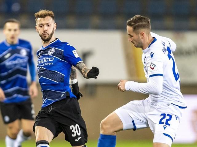 Bielefeld reicht Remis gegenKarlsruhe zur Herbstmeisterschaft