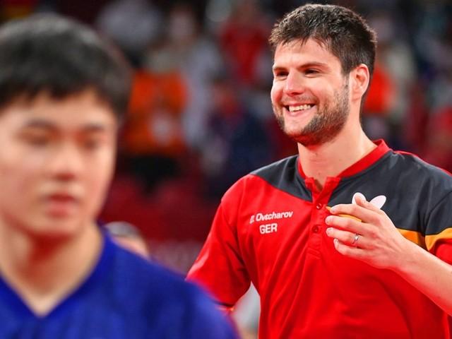 Tischtennis: Tischtennis: Ovtcharov gewinnt Krimi um Olympia-Bronze