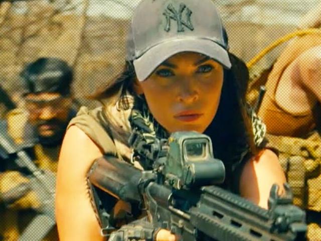 Harte Action mit Transformers-Star: Im Heimkino kämpft Megan Fox bald ums Überleben