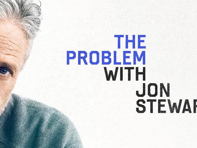 """Apple TV+: Trailer zeigt die neue Show """"The Problem with Jon Stewart"""""""
