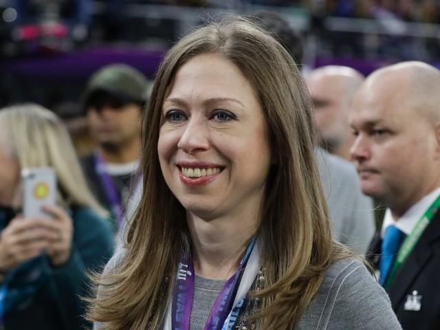 Tochter von Bill und Hillary: Chelsea Clinton ist wieder schwanger