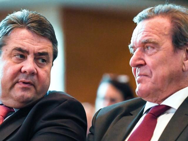 SPD: Schröder für Comeback von Sigmar Gabriel