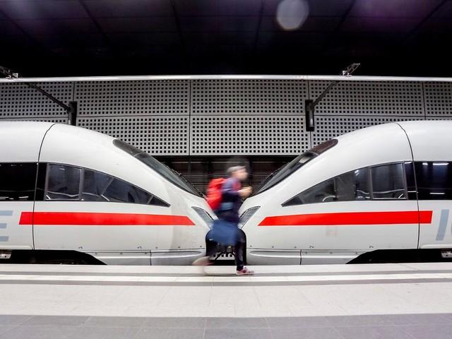 Tarifrunde abgebrochen: Bahn-Gewerkschaft kündigt Warnstreiks an