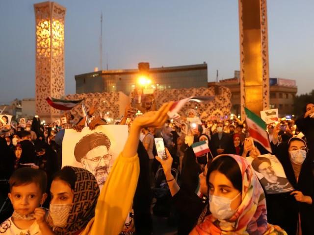 Weniger als die Hälfte hat gewählt: Iran vor unklarer Zukunft