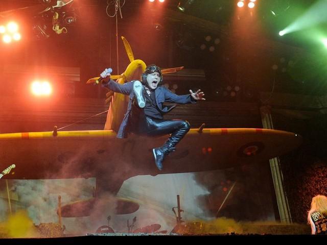 Festival-Comeback mit Iron Maiden