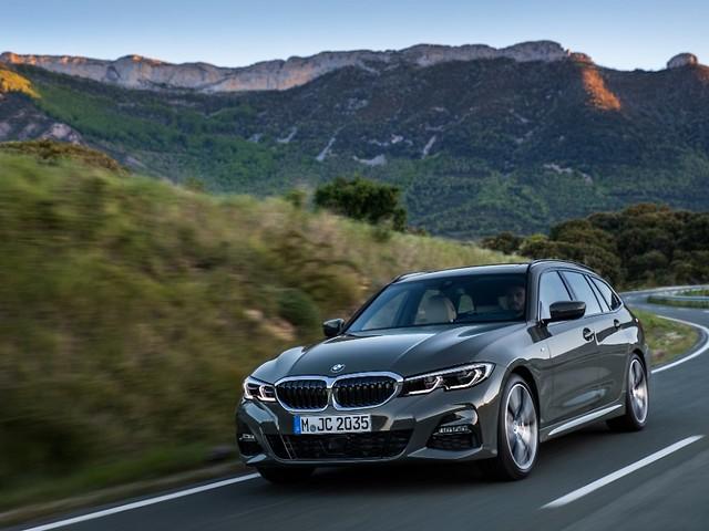 Nicht riesig, aber clever: BMW stellt neuen 3er Touring vor