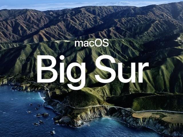 Apple verspricht schnellere Installation von macOS Big Sur System-Updates