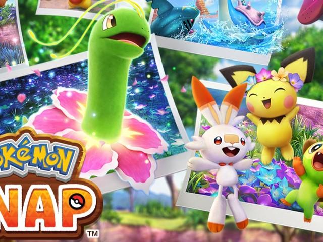 New Pokémon Snap: Inhaltsupdate mit drei Gebieten und neuen Pokémon angekündigt