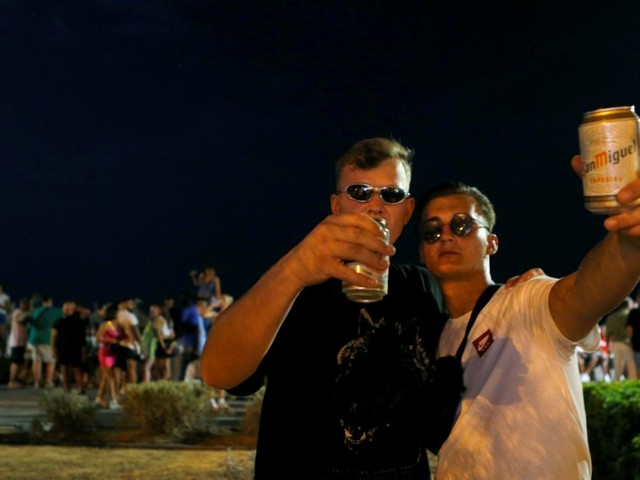 Auf Mallorca darf nach Coronapause wieder gefeiert werden