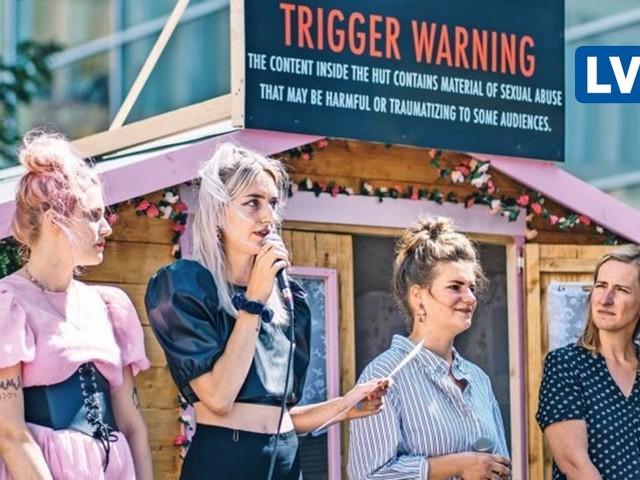"""""""Weil es uns ankotzt"""": Blond mit neuem Song und Ausstellung zum Thema sexualisierte Gewalt"""
