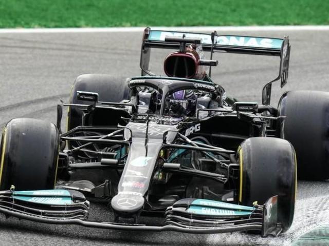 Hamilton klar vor Verstappen beim Monza-Auftakt
