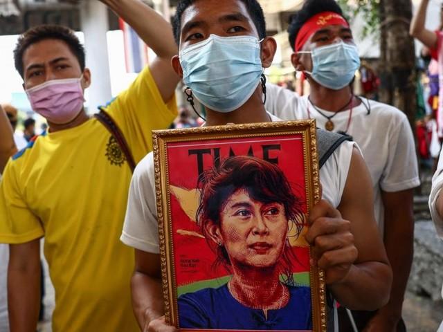 Mehr als 600 Demonstrierende aus Gefängnis in Myanmar entlassen