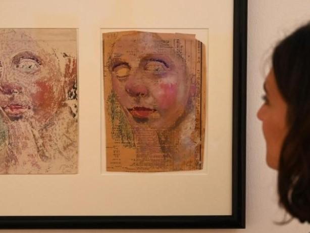 """Ausstellungen: """"Ich bin ich"""": Paula Modersohn-Becker in Selbstbildnissen"""