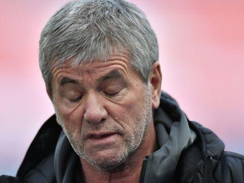 """FC Köln-Trainer Funkel:""""Schaue nicht nach links und rechts"""""""