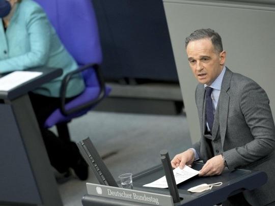 Nahost-Konflikt - Außenminister Maas reist zu Gesprächen in die Region