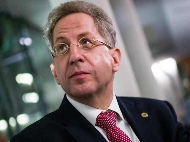 Schwere Vorwürfe gegen SPD: Die umstrittene Maaßen-Rede im Wortlaut
