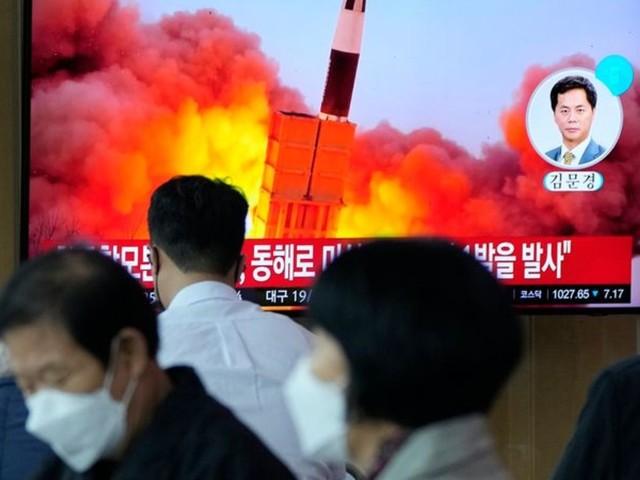 Bericht: Nordkorea feuerte neu entwickelte Hyperschallrakete ab