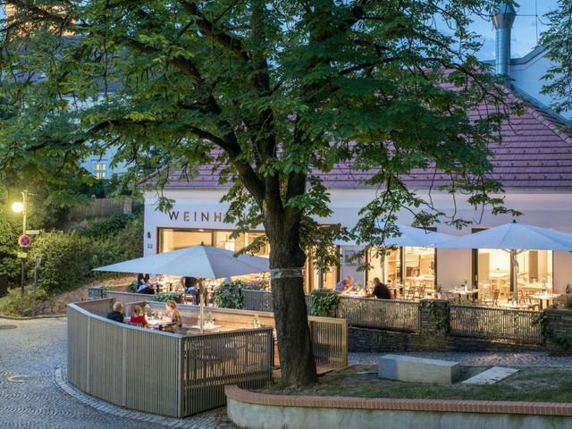 """So schmeckt es im neuen """"Weinhaus"""" in Kirchberg am Wagram"""