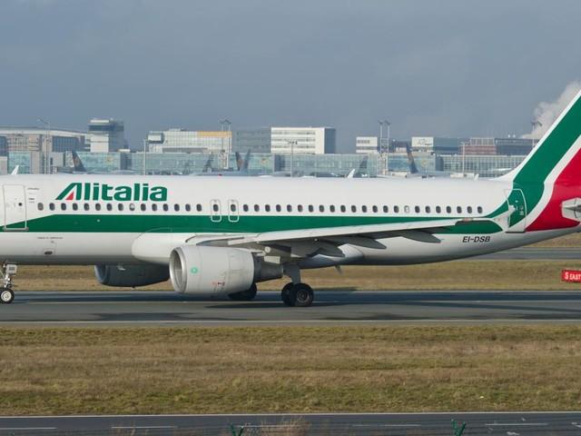 Alitalia verzeichnet Verlust von 525 Euro pro Passagier