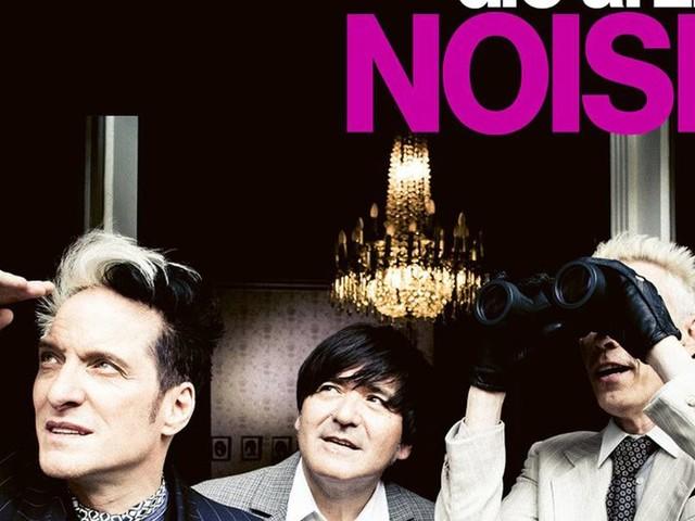 """Ärzte veröffentlichen neuen Song """"Noise"""": Zurück zu ihren Punk-Wurzeln"""