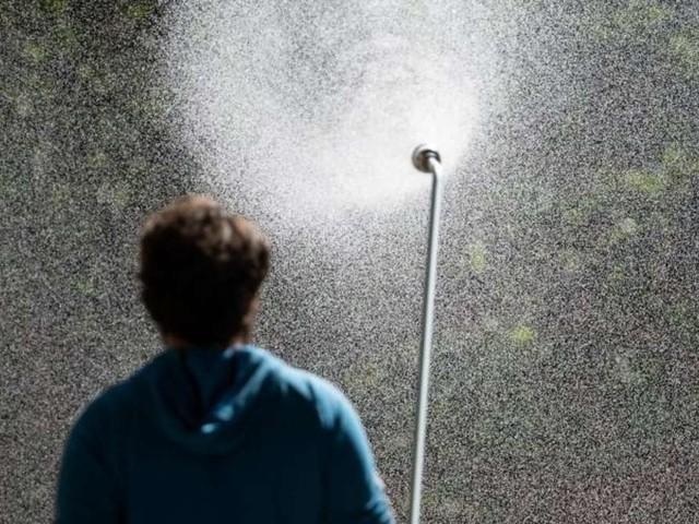 Wetter: Hitzeschub aus der Sahara trifft auf Deutschland