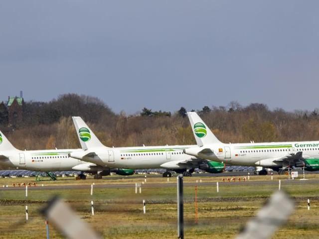 Germania: Keine Rettung für die Pleite-Airline