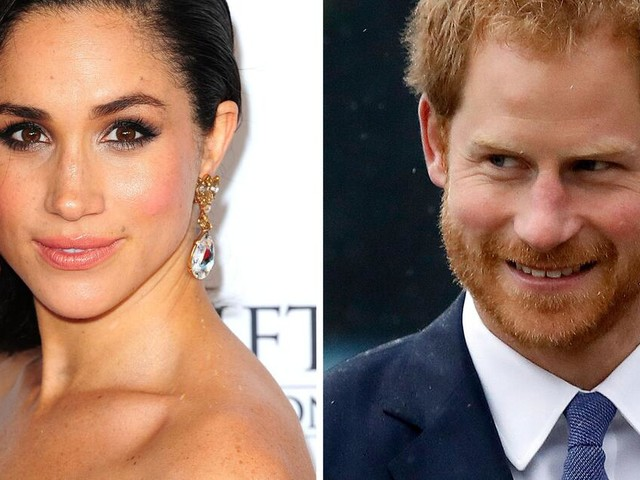 Prinz Harry tritt erstmals mit Freundin Meghan Markle öffentlich auf