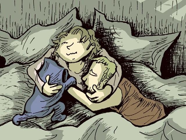 Comics über Verluste: So ist Trauer, so muss sie auch sein