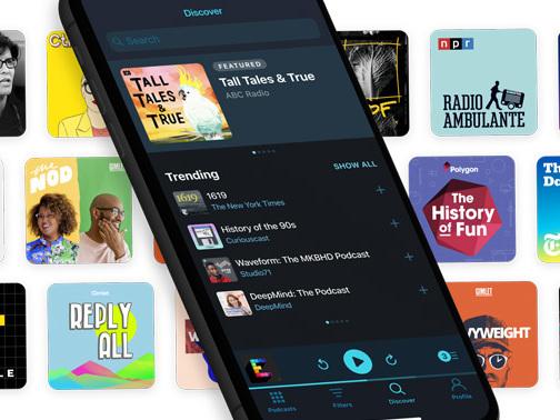 Podcast-Apps: Pocket Casts vor erneutem Besitzerwechsel