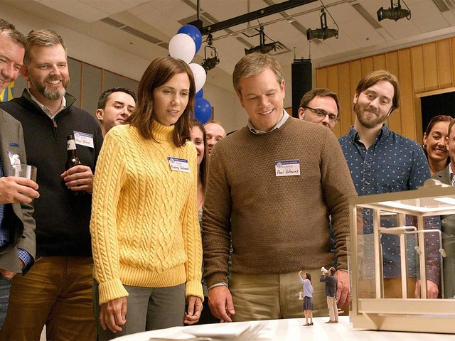 Review: Downsizing