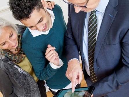 Hausverkauf: Keine Steuer auf das Arbeitszimmer