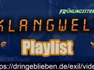Playlist: KLANGWELT Frühlingsstream 2021