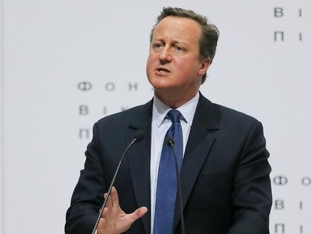"""Brexit: Cameron empört über """"widerwärtiges"""" Verhalten Johnsons"""