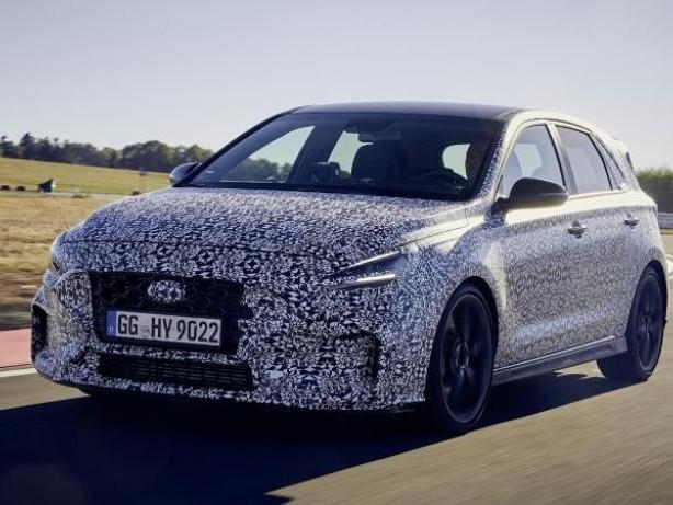 Sportmodell: Hyundai i30N mit mehr Leistung und Doppelkupplung