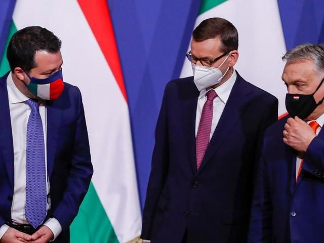 """16 Rechts-Parteien unterzeichneten """"Charta der Werte"""" für EU-Reform"""