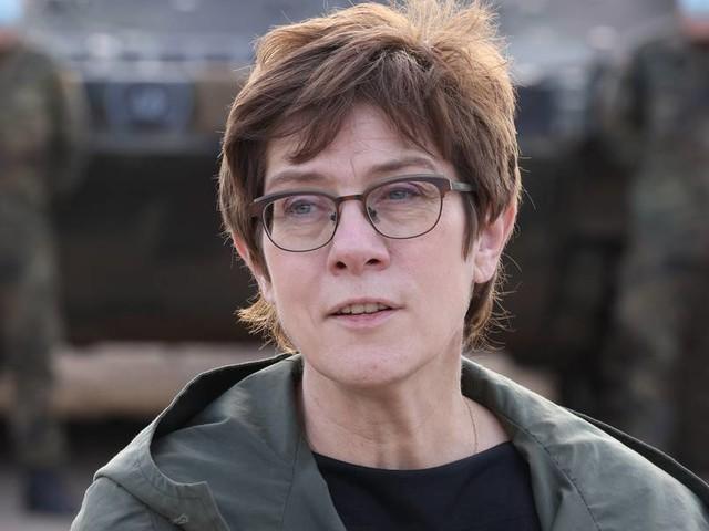 """""""Einzigartige militärische Fähigkeiten"""": Kramp-Karrenbauer will KSK erhalten"""