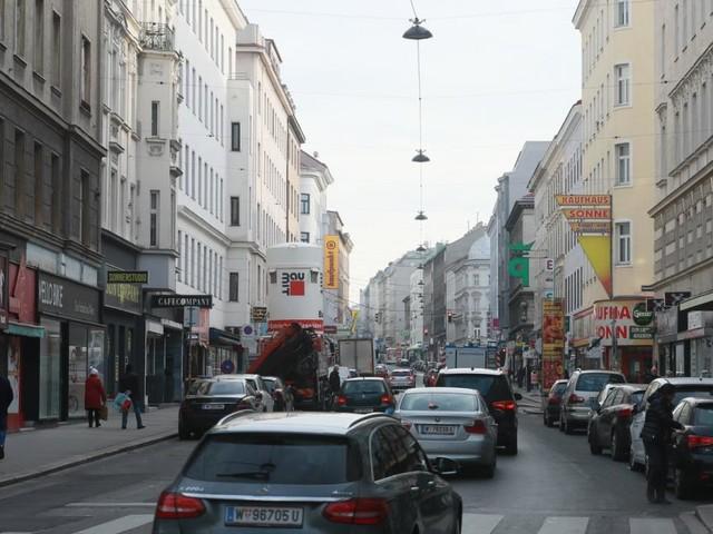 Reinprechtsdorfer Straße: Ein Theater in sechs Akten