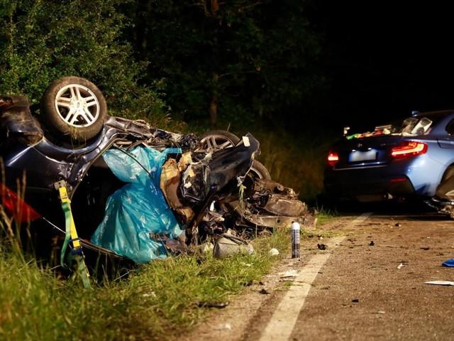Drei Tote nach Frontal-Zusammenstoß in Baden-Württemberg