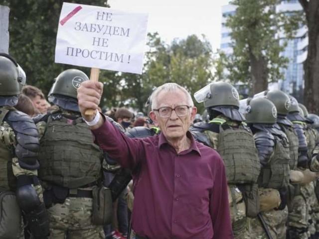 Belarus-Krise: Einen Monat nach der Wahl - EU spricht endlich ein lange ersehntes Statement aus