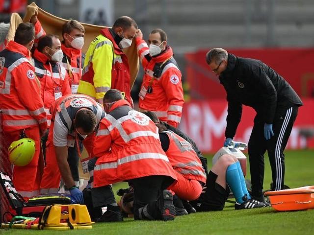 WM-Qualifikation: Ausfall der Assistentin: Spiel in Chemnitz kurz unterbrochen