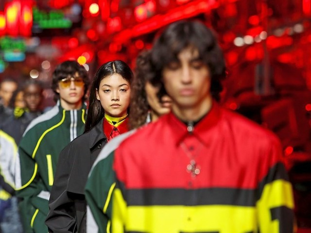 Ferrari zeigte erste Modekollektion