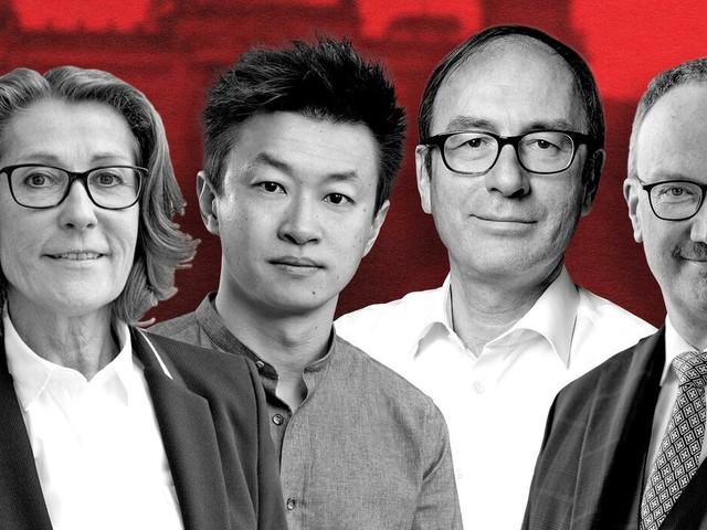 """WiWo-Talk am Wahlabend: """"Digitalisierung ist eine Medizin, die nicht angenehm sein wird"""""""