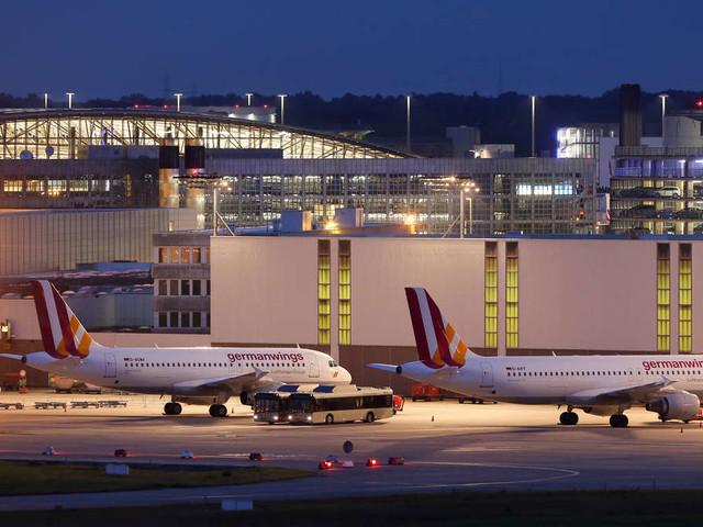 Flughafen Hamburg: Luftraum gesperrt - Weltkriegs-Bombe kann jederzeit explodieren