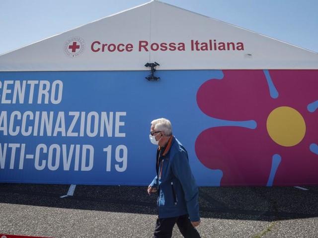 Bleibt Impfrate unter 80 Prozent, will Italien Impfpflicht erlassen