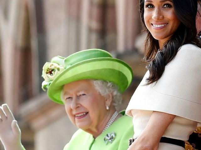 Britische Royals : Queen gratuliert Herzogin Meghan zum Geburtstag