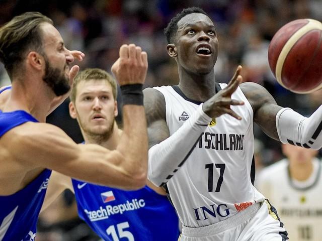 Basketball-Supercup: Deutschland schlägt Tschechien